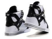 wholesale authentic SUPRA Skytop Black Canvas Chad Muska Vaider New