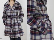Brand NEW NWT Burberry Nova Check Trench Coat Jacket Beige