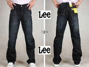 Evisu jeans, BBC jeans, Ed Hardy jeans