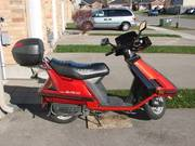 1985 Honda Elite 150cc SCOOTER | Tons of EXTRAS | Amazing Condition