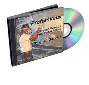 Learn Professional fiberglass and gelcoat Repair on DVD