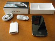 Brand New Unlocked Apple iPhone 4 32GB/Black Berry touch 9800