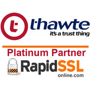 Thawte SGC SuperCerts SSL Certificate @ $287.10/Yr with SUPER10OFF