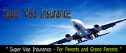 Affordable Super visa insurance for parents visiting Canada