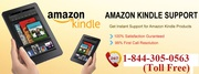 Amazon Kindle Help Technical Support Call @ 1-844-305-0563 (Toll Free)
