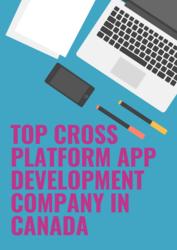 Top Cross Platform App development Company In Canada