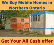 We Buy Mobile Homes Fast - ANY CONDITION