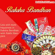 Send Rakhi with Dry Fruits Online to United Kingdom at Low Cost