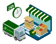 Best Online Grocery Store | Same Day Grocery Delivery - Foodrunner