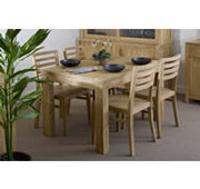 Stunning Indoor Teak Wood Table and Chairs