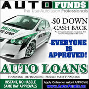CAR LOANS MADE SIMPLE. AUTO FUNDS OF LONDON APPROVES ALL!